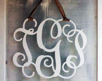 Popular items for wall monogram on Etsy
