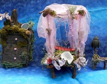 OOAK Fairy Bedroom