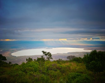 Ngorogoro Crater Lake, Tanzania. Fine Art Landscape Photography by Roy Hsu