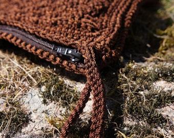 Laptop sleeve, Crocheted laptop sleeve, Laptop case, Laptop bag