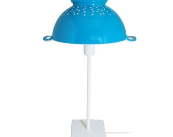 Filter my Light (Blue) is a stylish designer table lamp