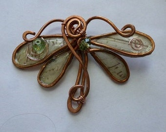 DRAGONFLY WIRE TUTORIAL