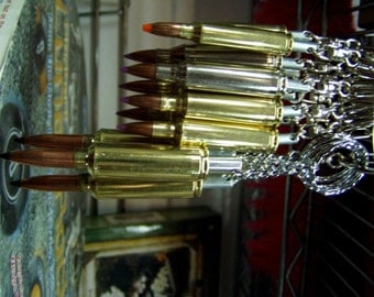 Bullet key chains