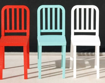 Chairs of kitchen table