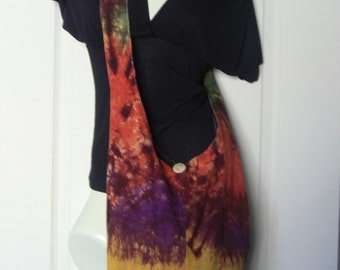 Handmade Purse/Shoulder Bag using Upcycled and Recycled Materials