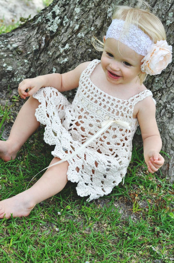 Crochet Baby Dress Pattern Crochet Toddler Dress Pattern Crochet Girls Dress Pattern Crochet Coverup Pattern Crochet Sundress Pattern