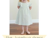 Junebug Dress and Tunic PDF pattern