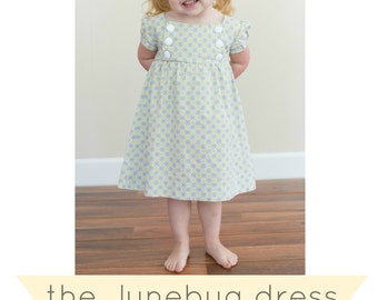 Junebug Dress and Tunic PDF pattern