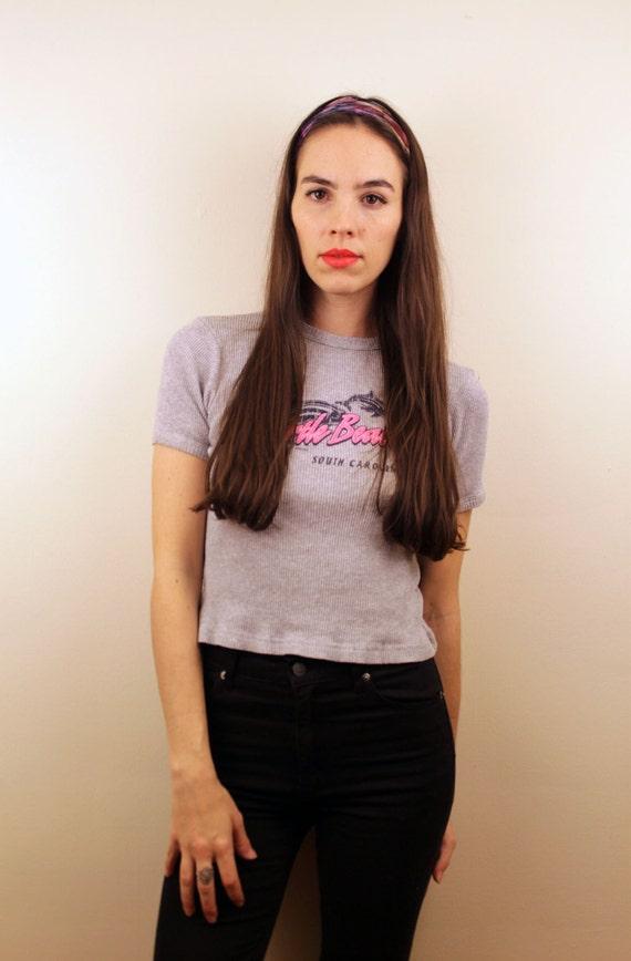 1990s Myrtle Beach T Shirt Size XS
