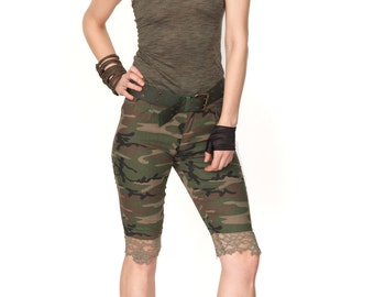 Long Military Short