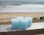 COTTAGE BREEZE type (4 votives or 4oz soy jar candle)