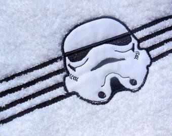 Star Wars Inspired Towel - Stormtrooper
