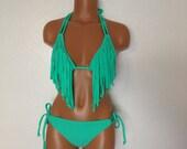 Fringe bikini MORE COLORS