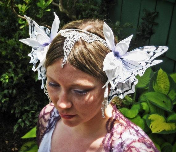 Faerie Queen Bridal Headdress
