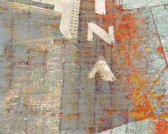 Edina collage, art print, photo art, Minnesota contemporary fine art photo wall art, home decor, office art, kitchen art, Minnesota art