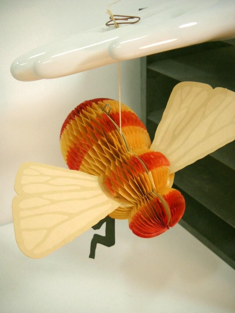 vintage honeycomb christmas decorations