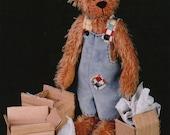 Teddy Bear PDF Sewing Pattern - Carinus