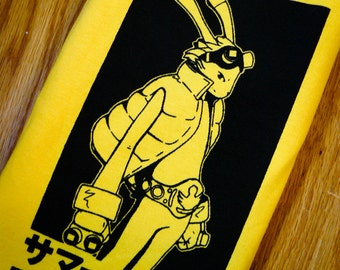 King Kazma Summer Wars Screenprinted T-Shirt