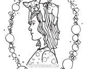 Custom Profile Illustration Original Artwork