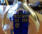 Doctor Who Wibbly Wobbly Timey Wimey Bottle