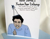 Community Troy Barnes Birthday Card (and/or a Non-Birthday Birthday Card for Jehovah's Witnesses)