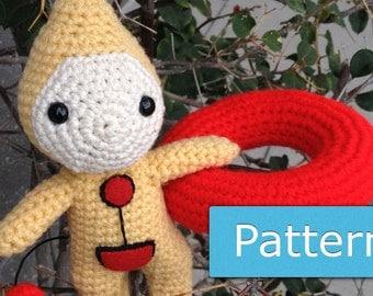 Fruits Basket Ayame: PDF Amigurumi Crochet by GeekChicurumi