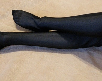 BJD doll black stockings