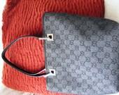 Gucci Fabric Tote Bag