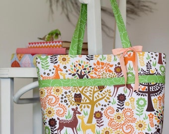 The Trendy Tote Pattern