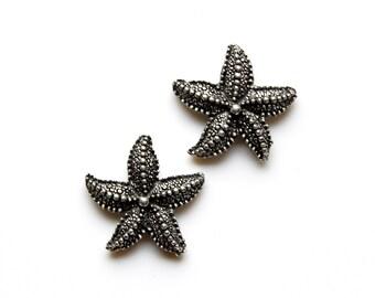 Starfish Cufflinks - Gifts for Men - Anniversary Gift - Handmade - Gift Box Included