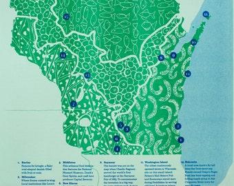 Regional Food Zine, Issue 7: Wisconsin