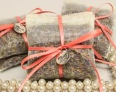 20 French Lavender Wedding Favors