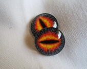 Dragon eyes glass eyes 20mm fantasy eyes
