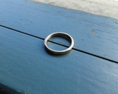 Hammered Brass Ring