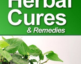 NATURAL HERBAL CURES and Remedies Medicinal Herbs Alternative Herbal Medicine