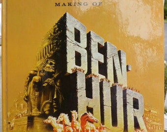 BEN-HUR The story of the making of the movie