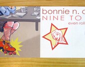 Roller Derby Comic Bonnie N. Collide, Nine to Five - Book 2