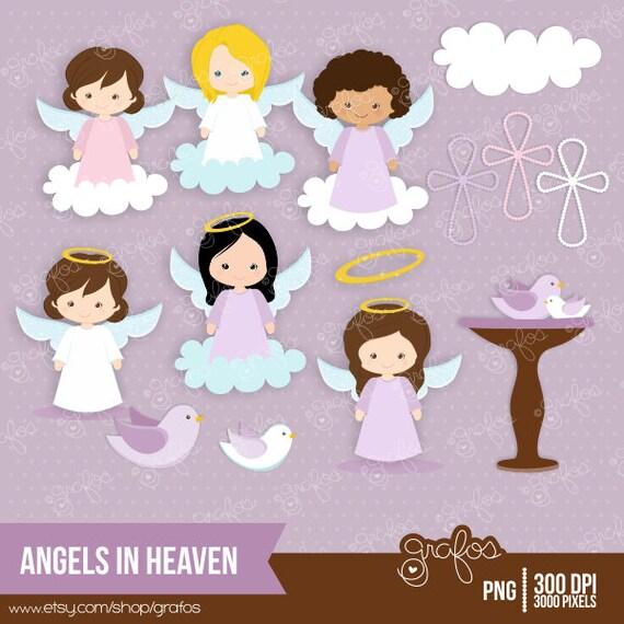 Imagenes en vectores de angelitos - Imagui