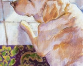 A Spot of Sunshine - 8x10 Fine Art Giclee Print