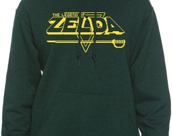 Retro Nintendo Zelda Hoodie