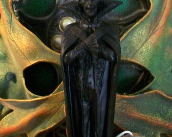 Dracula Vampire Beeswax Candle Male