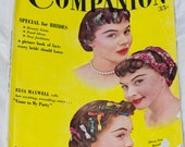 Woman's Home Companion Magazine April 1954