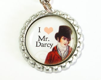 Mr Darcy Bookmark, Bookmark, book mark, Jane Austin, I love mr darcy, Pride and Prejudice, Shepherd Hook (2472)