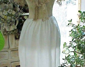Nice Vintage Half Slip-Double Fabric So You Cannot See Through It