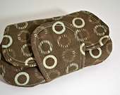 Pocket Clutch - Waverly Fabric