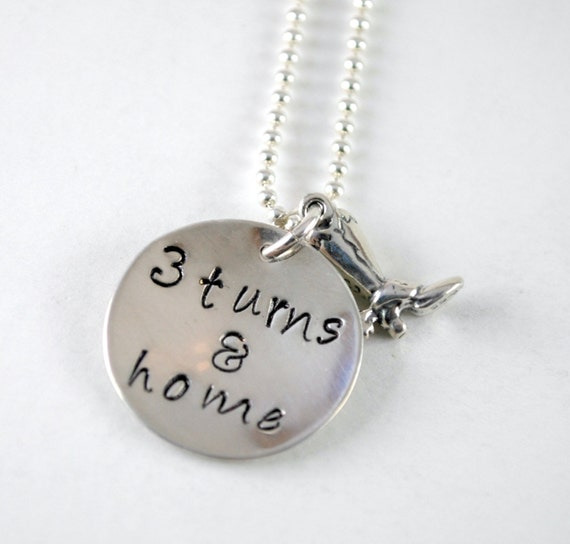 Country Western Cowgirl Womens Jewelry Hand Stamped Sterling Silver