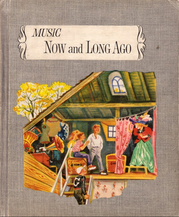 Music Now and Long Ago illustrated by Feodor Rojankovsky