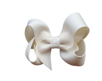 You pick 3 boutique bows - 3 inch bows, custom hair bows, toddler bows