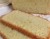 Grain Free Lemon Pound Cake -lemon cake, Mothers Day cake, tea cake, almond flour