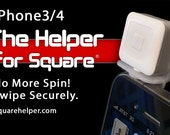 iPhone 3 & 4 - The Helper for Square Card Reader